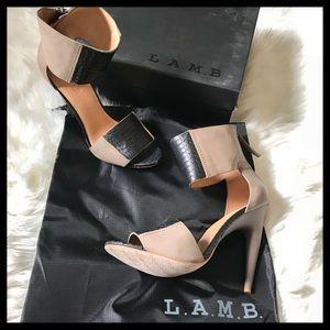L.A.M.B mya Heels.